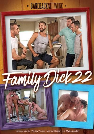 Family Dick 22 DVD - Bareback Network-2021