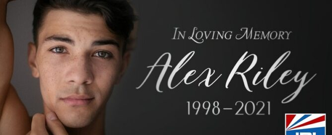Gay Adult Film Star Alex Riley Passes Away at the age of 22 - 2021-05-13-JRL-CHARTS