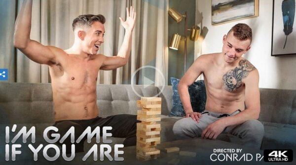 I'm game if you are-gay-porn-Isaac Parker-Scott Finn-Next-Door-Studios