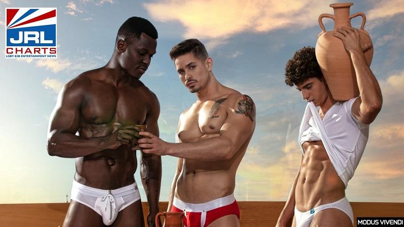 Modus Vivendi Zipper and Double Boost men's underwear Lines promo video-JRL-CHARTS