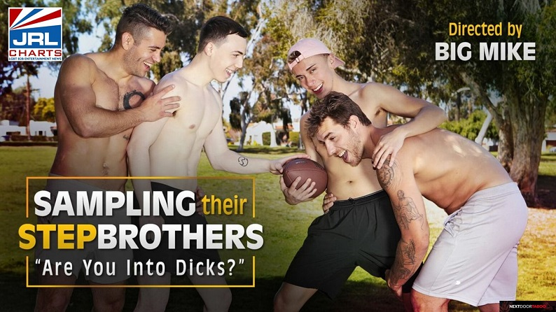 Next Door Taboo-Dante Colle-Carter DelRey-Sampling Their Stepbrothers Are You Into Dicks