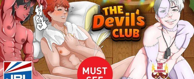 Nutaku-The Devil's Club Casual Merge Game- LGBTQ-Adult-Games-2021-05-04-JRL-CHARTS