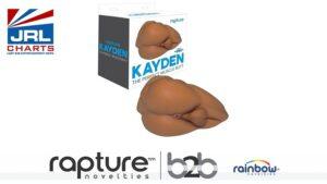 Rapture Novelties unveil Kayden The Perfect Muscle Butt-2021-05-21-JRLCHARTS
