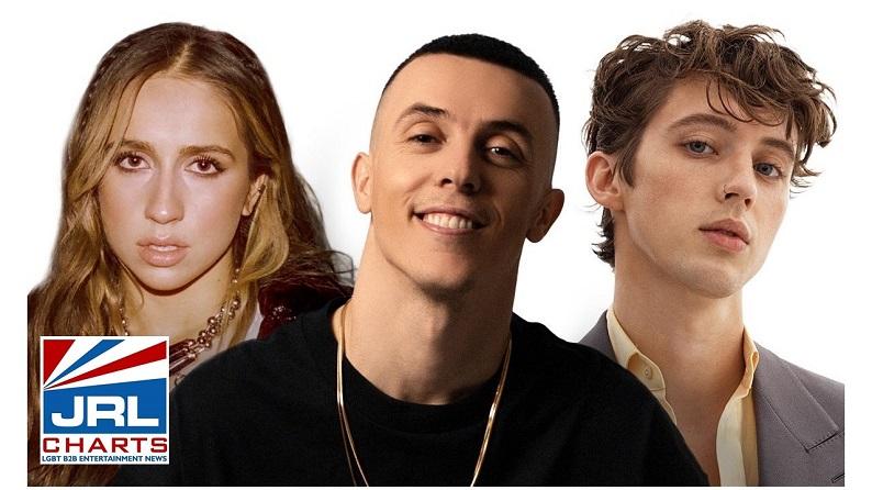 Regard, Troye Sivan, Tate McRae 'You' is a Sick Pop Track