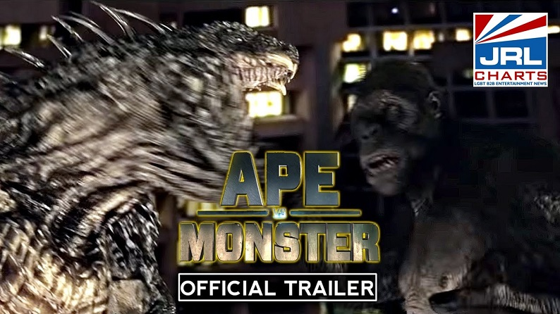 The Asylum-APE VS MONSTER Official Trailer-2021-05-01-JRL-CHARTS-New-Movie-Trailers