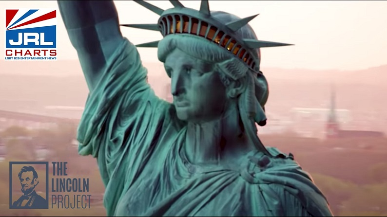 The Lincoln Project 'Allegiance' Attack Ad Calls GOP Disloyal to America