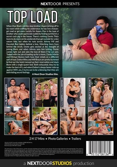 Top Load-DVD-back-cover-Next-Door-Studios