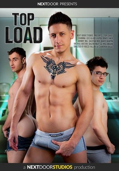 Top Load-DVD-front-cover-Next-Door-Studios