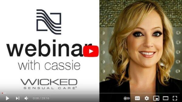Wicked Webinar ft Cassie-Wicked Sensual Care-Nalpac