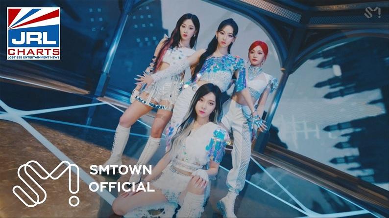 aespa 'Next Level' MV debuts with 14 Million Views-2021-05-17-JRLCHARTS