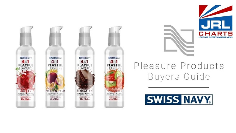 4 in 1 Playful Flavors by Swiss Navy with Dr. Sunny Rodgers-2021-06-26-JRL-CHARTS-02