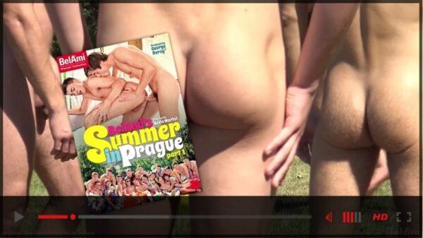 BelAmi - Summer in Prague Part 1 DVD Trailer