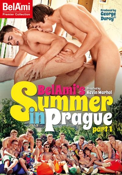 BelAmi - Summer in Prague Part 1 DVD-front-cover-Pulse