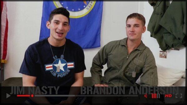 Brandon Fucks Jim Nasty-Active-Duty-Official Trailer