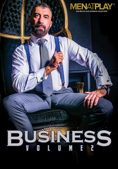 Business Volume 2 DVD - MenAtPlay