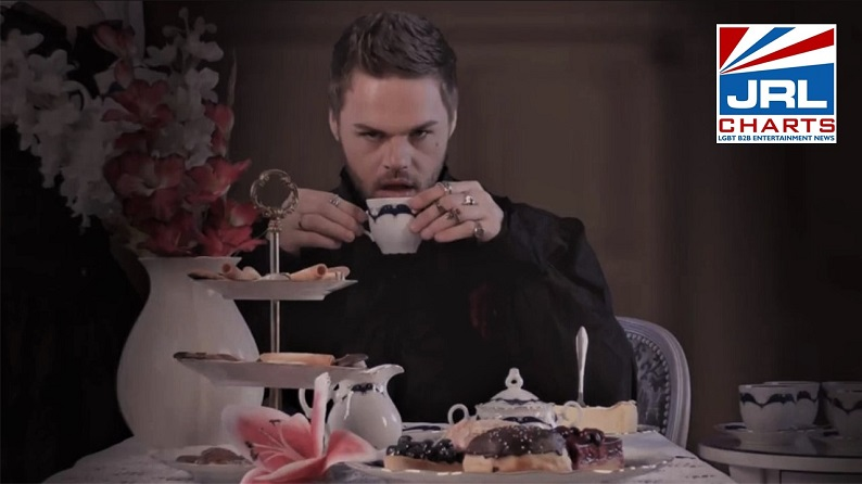 Daniel Schuhmacher – The Tea MV-LGBTQ Music Chart-2021-06-16-JRLCHARTS