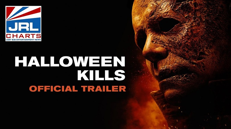 Halloween Kills-Official Trailer-Universal Pictures-JRL-CHARTS-Movie-Trailers