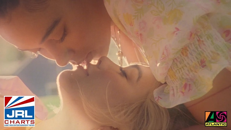 Hayley Kiyoko release her Chance Romantic Music Video-2021-06-01-JRLCHARTS