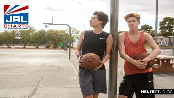 Helix Studios Exclusive Reece Jackson and Jordan Lake-Sports-Shoot Your Shot