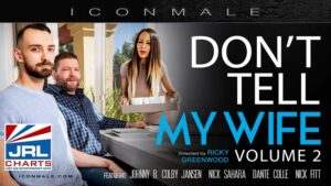 Icon Male - Don't Tell My Wife 2 DVD-Mile High Media-2021-06-30-JRL-CHARTS