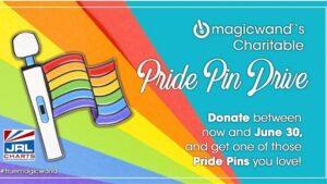 Magic Wand Launches 2021 Annual Charitable Pride Pin Drive-JRL-CHARTS
