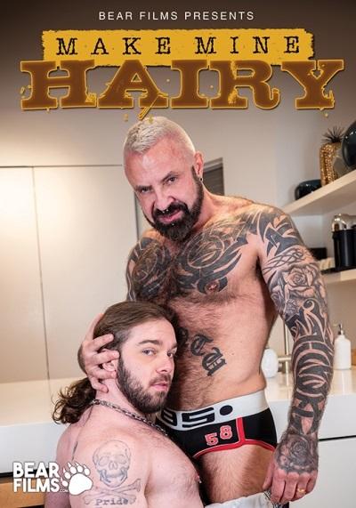 Make Mine Hairy DVD-Bear Films