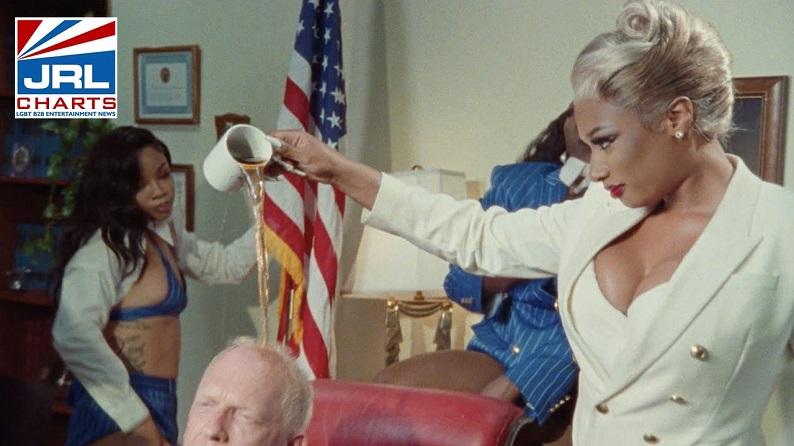 Megan Thee Stallion - Thot Shit MV Debuts with 4M Views-2021-06-12-JRLCHARTS-Music Videos