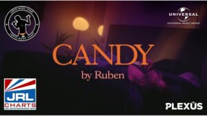 Ruben CANDY debuts at number one on LGBTQ Music Chart UK-2021-06-28-JRL-CHARTS