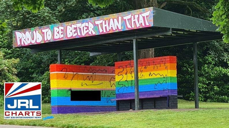 St Helens LGBTQ Pride Month Mural Defaced-2021-06-29-JRL-CHARTS-World News