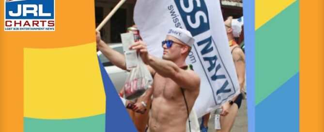 Swiss Navy Celebrates PRIDE Month With Global Events-2021-06-08-JRLCHARTS