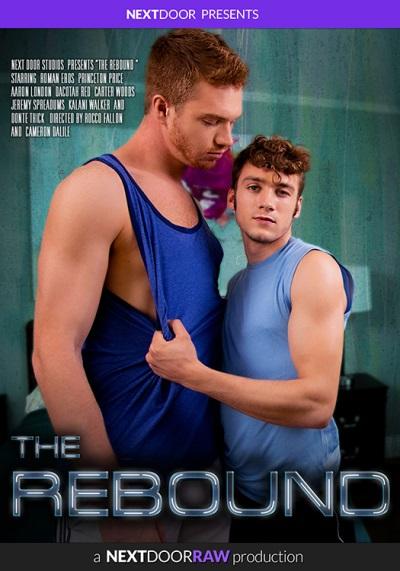 The Rebound DVD front cover-Next Door Raw