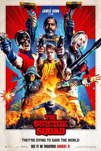 The Suicide Squad - Poster Warner Bros