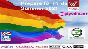 Williams Trading Launch 'Prepare for PRIDE' Program-Pipedream-Products-2021-06-29-JRL-CHARTS