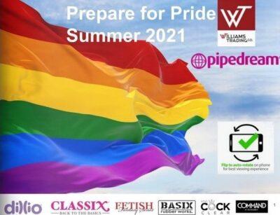 Williams Trading Prepare for Pride Summer Catalog