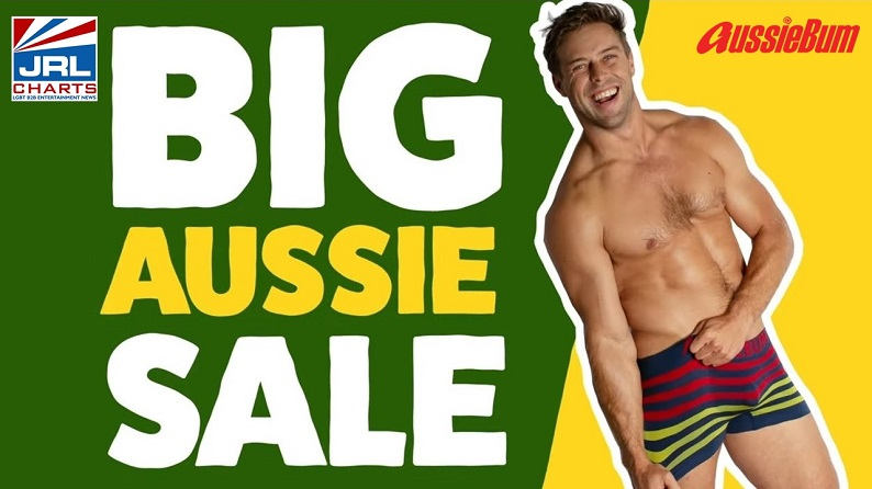 aussieBUM Launch 50% OFF BIG Aussie Sale Commercial-2021-06-02-JRLCHARTS