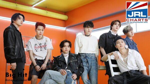 BTS - 'Permission to Dance' Official Poster-Big Hit Entertainment