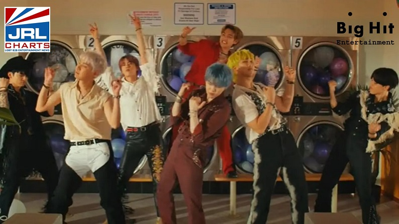 BTS-Permission to Dance-Video-Debuts with 21M Views-2021-07-08-JRL-CHARTS