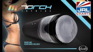 Blush Novelties-Multi-sensory-Torch Joyride-Auto-stroker-Realistic Moaning-JRL-CHARTS