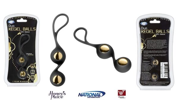 Cloud 9 Novelties Silicone Kegel Balls-Williams Trading Co-Honeys Place-National-Video-Supply