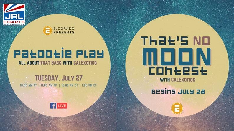 Eldorado Presents - Patootie Play with CalExotics-2021-07-23-JRL-CHARTS