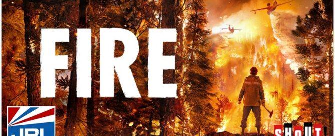 FIRE (2021) Official Action Thriller Trailer SHOUT Studios-JRL-CHARTS