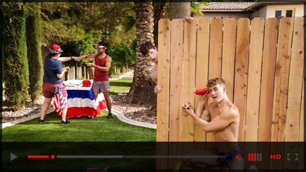 Finn Harding x Felix Fox bring it in Independence Gay-official trailer-2021-07-08-JRL-CHARTS
