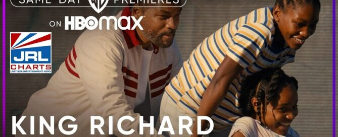 King Richard Official Trailer-Will Smith-Warner Bros Pictures-JRL-CHARTS-Movie-Trailers
