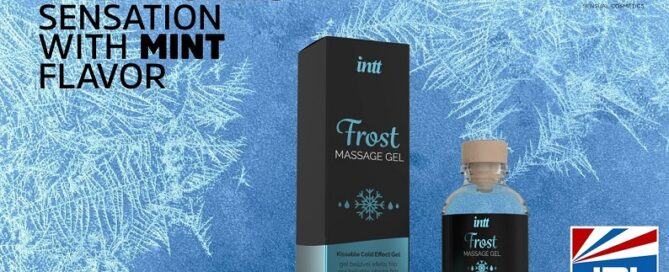 Kissable Gel Series by intt Frost Massage Gel Commercial-2021-07-29-JRL-CHARTS