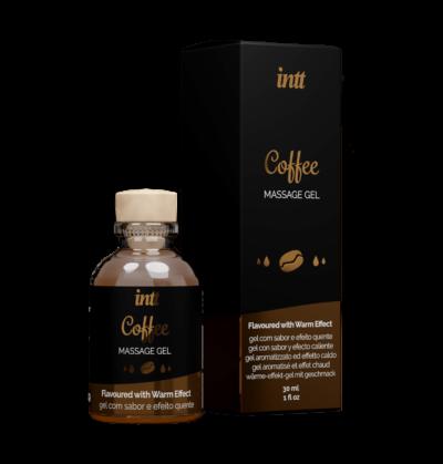 Kissable gel Coffee - intt packaging-EDC-Wholesale-JRLCHARTS