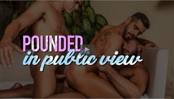 Pounded in Public View DVD official trailer-Lucas-Entertainment
