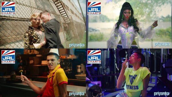 Priyanka NEW - Bitch I'm Busy Official MV Is a Hit-2021-07-21-JRL-CHARTS-08