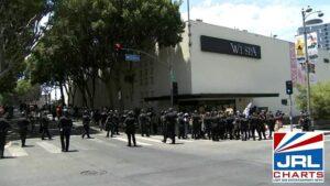 Protestors Brawl in Los Angeles Over Transgender Woman Disrobing in Spa-2021-07-03-JRL-CHARTS