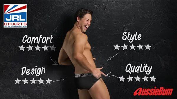 aussieBUM Black Is Black Men's Underwear Commercial-2021-07-24-JRL-CHARTS