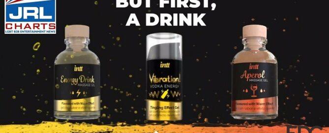 intt Energy Drink, Aperol Massage Oil, Vibration Vodka Energy Commercial Debut